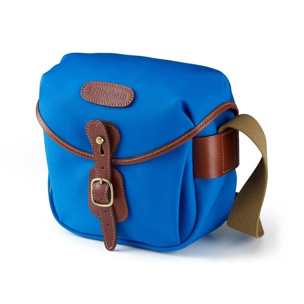 Billingham Hadley Digital Blue / Tan