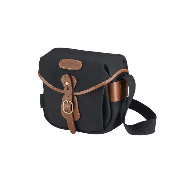 Billingham Hadley Digital Black Canvas / Tan