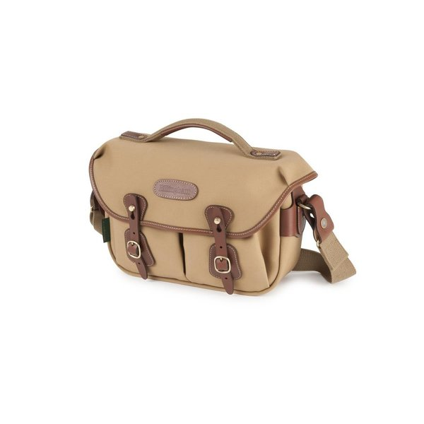 Billingham Hadley Small Pro Khaki Canvas / Tan Leather