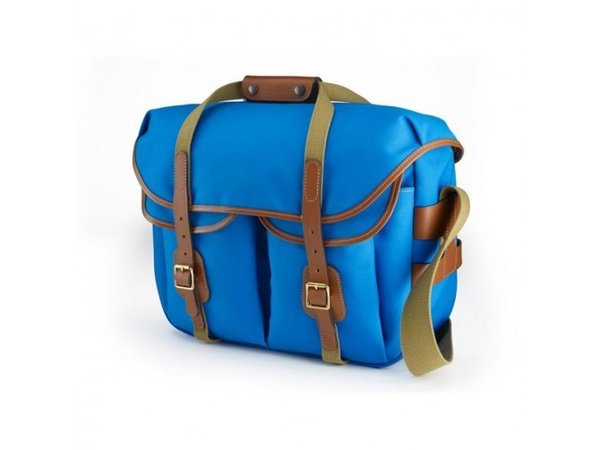 Billingham Hadley Large Pro Imperial Blue / Tan
