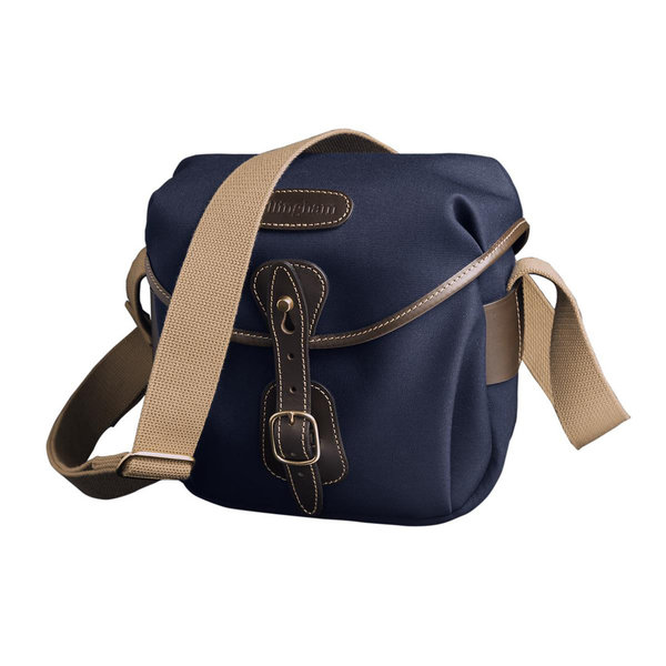 Billingham Hadley Digital Navy / Chocolate